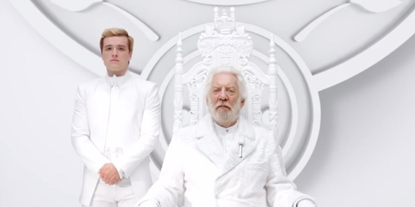 NEW HUNGER GAMES: MOCKINGJAY, PART 1 TEASER TRAILER