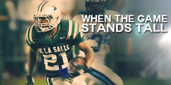 MOVIE REVIEW: WHEN THE GAME STANDS TALL