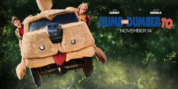 MOVIE REVIEW: Dumb And Dumber To